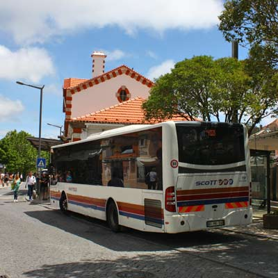 bus sintra train station