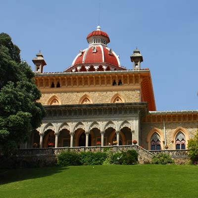 Monserrate Palace Sintra