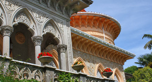 Monserrate Palace of Sintra