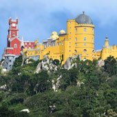 sintra portugal home page